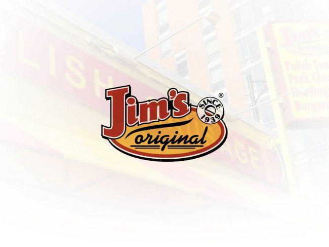 Jim's Original Hot Dog